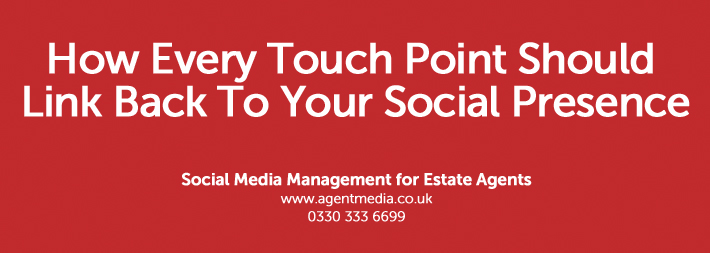 How Every Touch Point Should Link Back To Your Social Presence